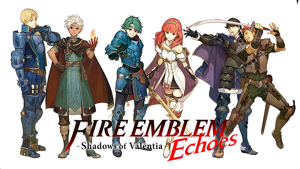Fire Emblem Echoes recensione