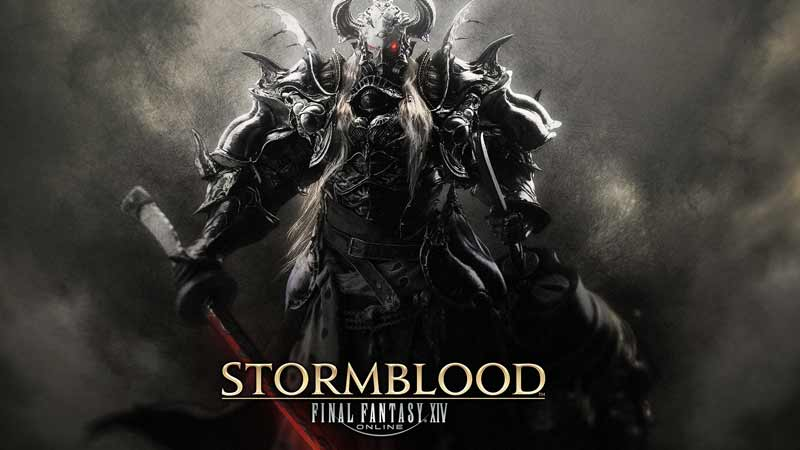 Final Fantasy XIV: Stormblood arriva con due temi speciali per PlayStation 4
