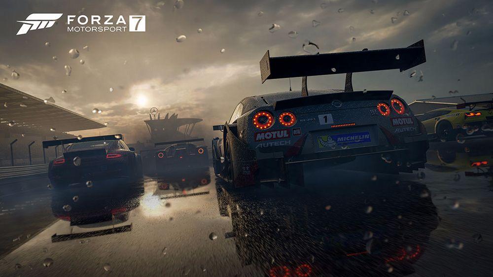 Project Cars 2: la versione Xbox One X avrà i 4K nativi