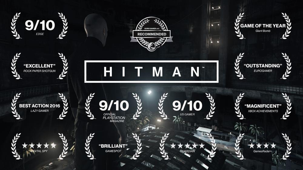 Hitman: prologo disponibile gratuitamente su PC, PlayStation 4 e Xbox One