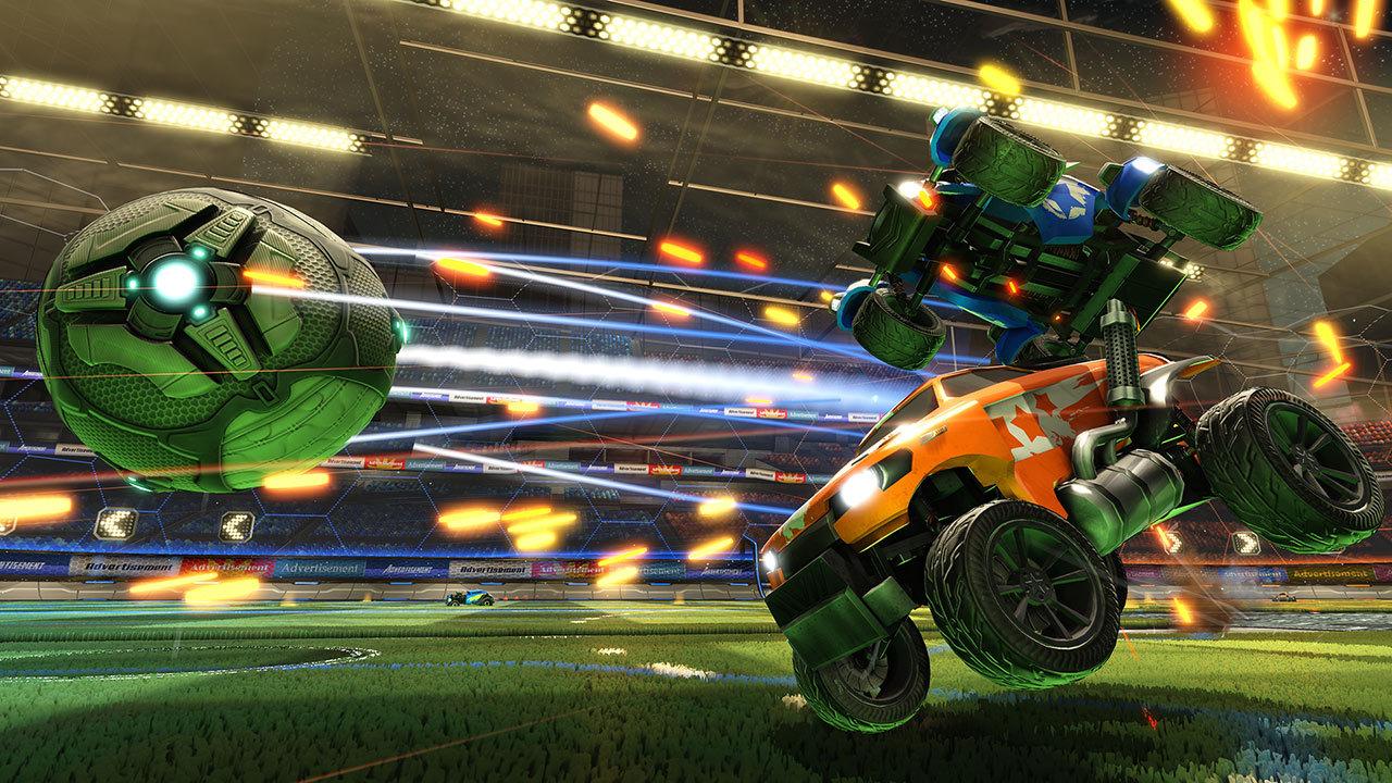In arrivo l'Anniversary Update per Rocket League