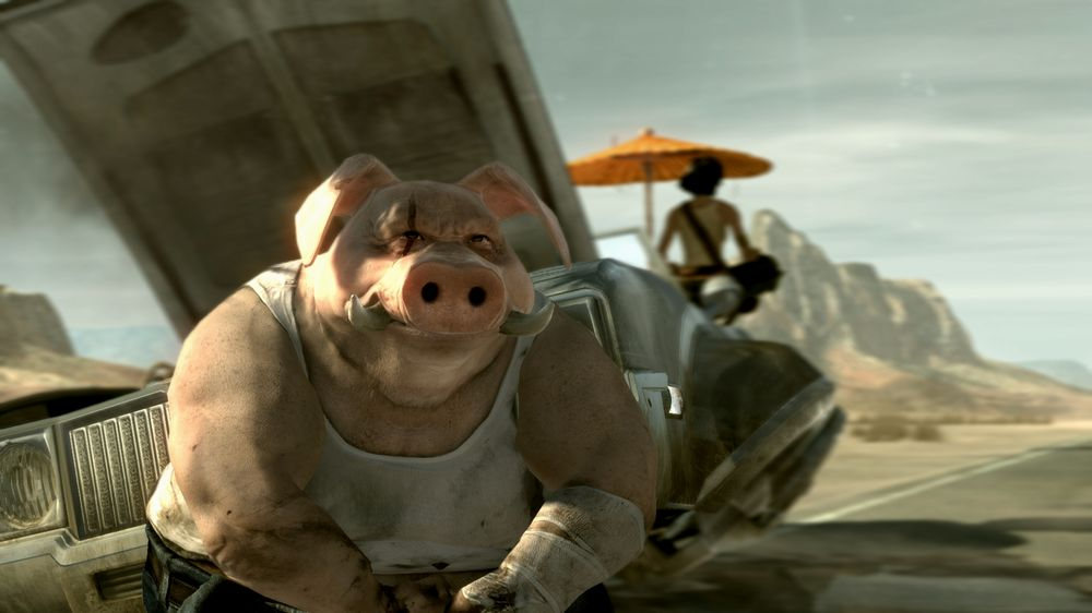 Beyond Good & Evil 2: mostrati 15 minuti di gameplay