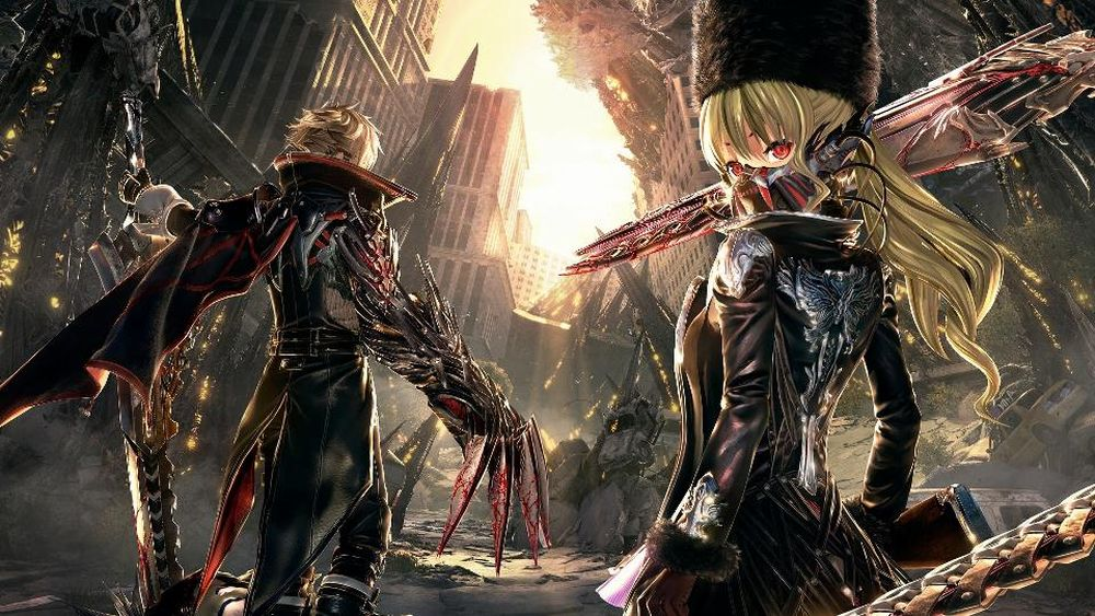 Code Vein si mostra in un trailer gameplay