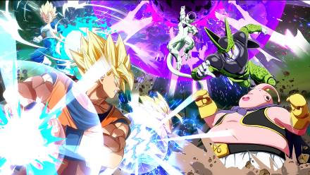Dragon Ball Fighter, nuovo progetto di Arc System Works