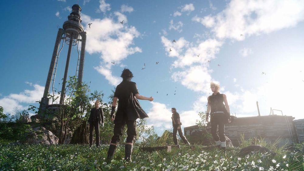 Square Enix promette grandi annunci per Final Fantasy XV alla Gamescom 2017