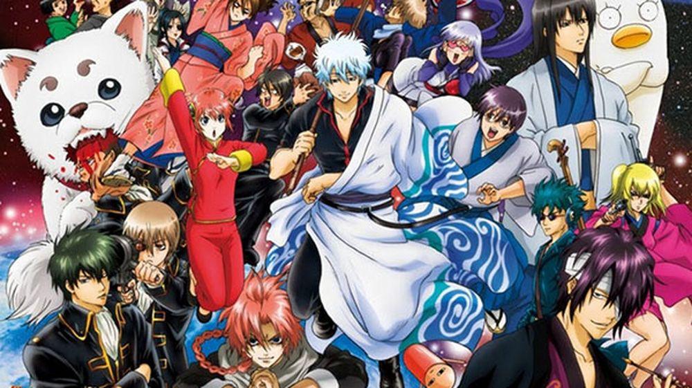 Gintama: annunciato il nuovo videogioco per PlayStation 4