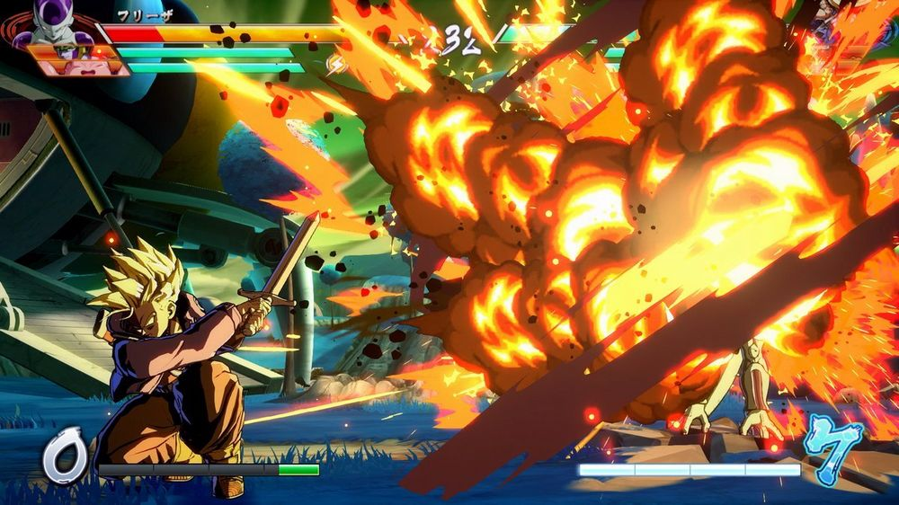 Trunks si mostra nel nuovo trailer di Dragon Ball FighterZ