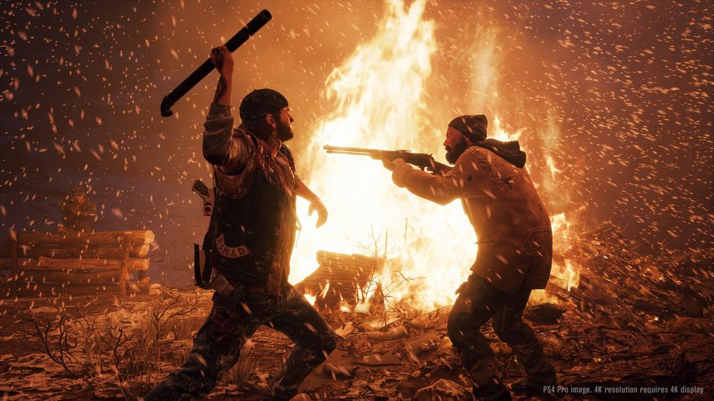 La demo E3 di Days Gone in un playthrough alternativo