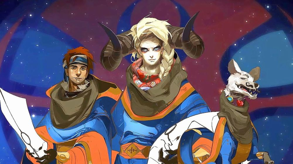 Pyre, trailer di lancio e 4K nativi su PS4 Pro