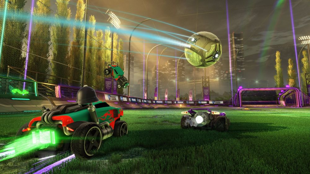 Rocket League: disponibile l'Anniversary Update