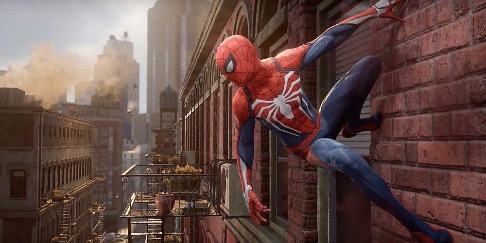 Spider-Man conquista i videogiochi al D23 Expo!