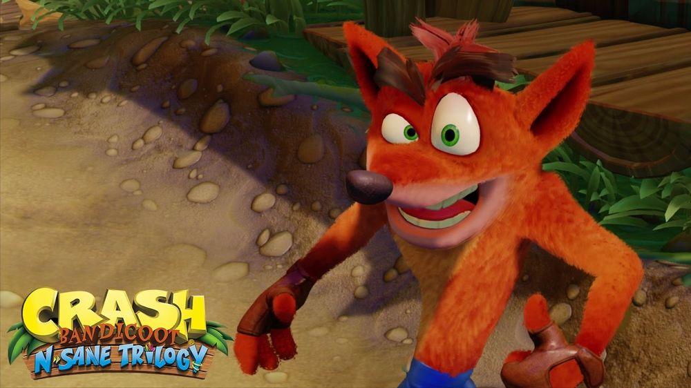 Crash Bandicoot N. Sane Trilogy: annunciato con un video un nuovo livello
