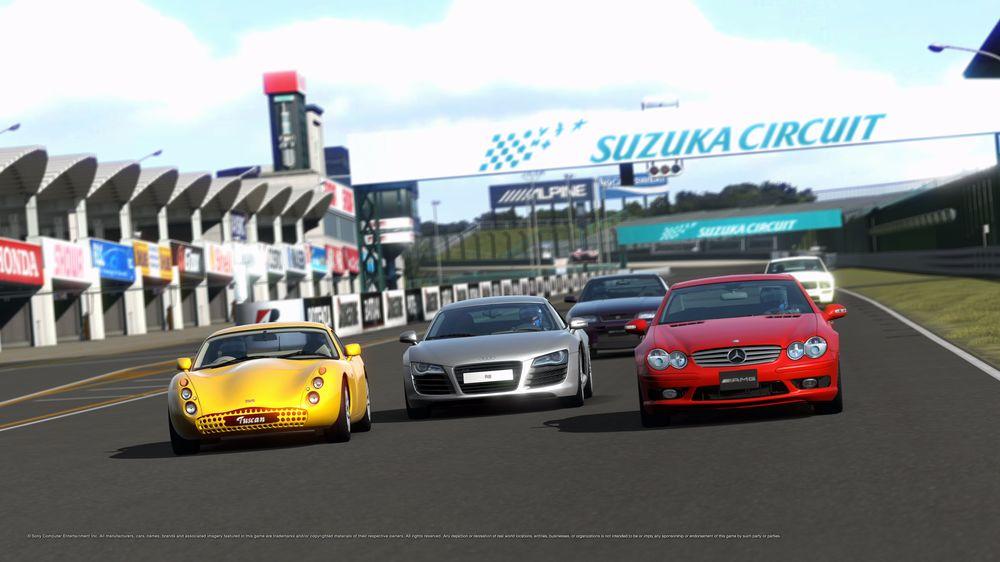 Sony annuncia la data di uscita di Gran Turismo Sport