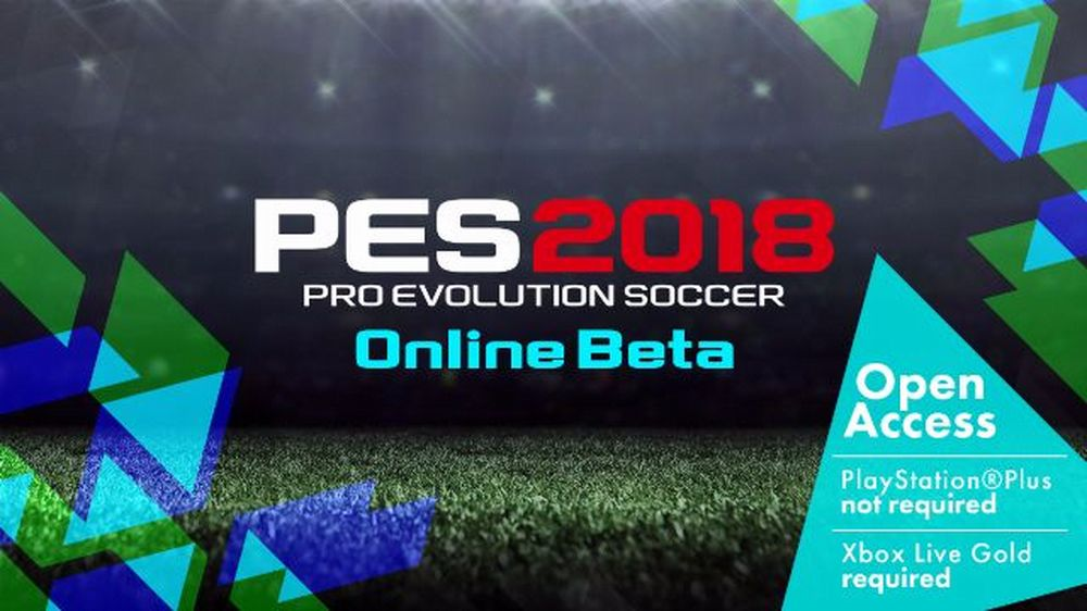 PES 2018: disponibile da oggi la Open Beta