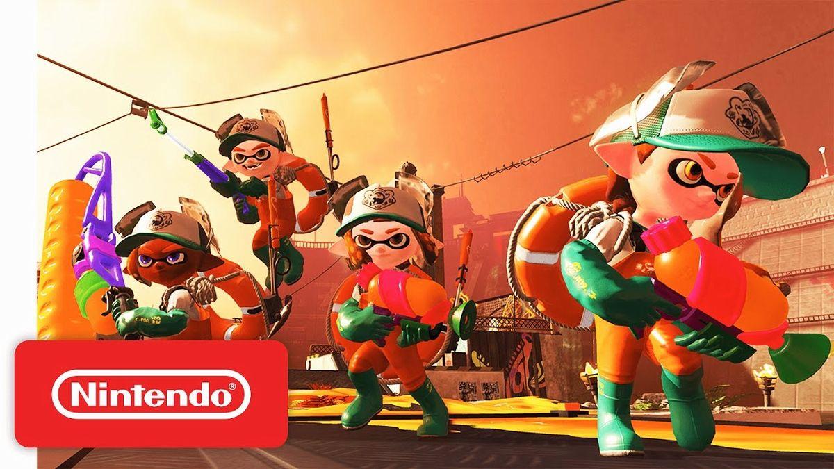 Splatoon 2: Video Recensione del nuovo coloratissimo splattatutto per Nintendo Switch