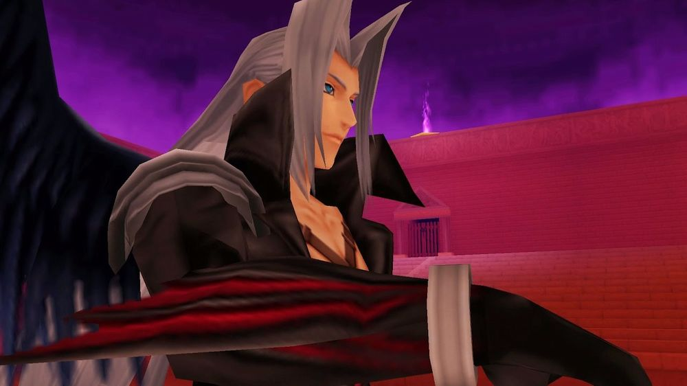 Sephiroth in Kingdom Hearts III? Ci stiamo pensando