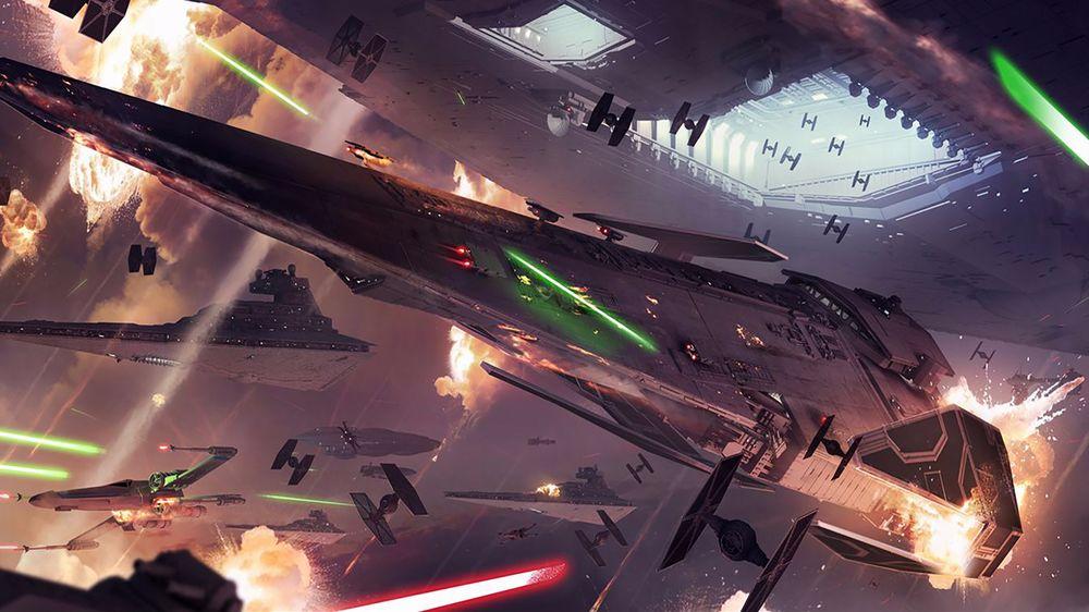 In Star Wars: Battlefront 2 troveremo combattimenti aerei