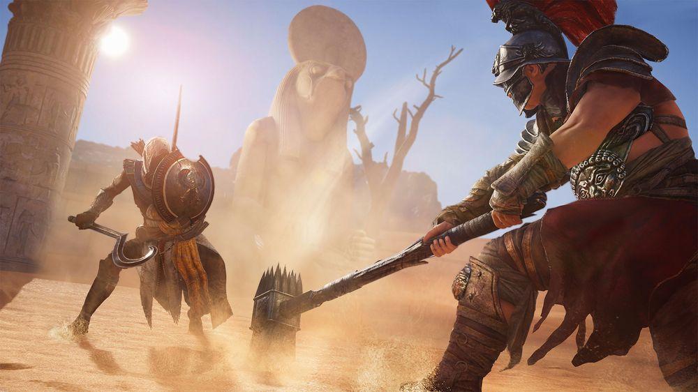 AC Origins: così vasto che l'esperienza sarà diversa per ogni giocatore