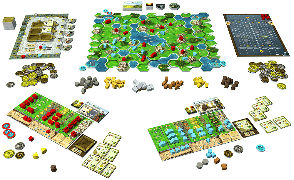Clans of Caledonia 02