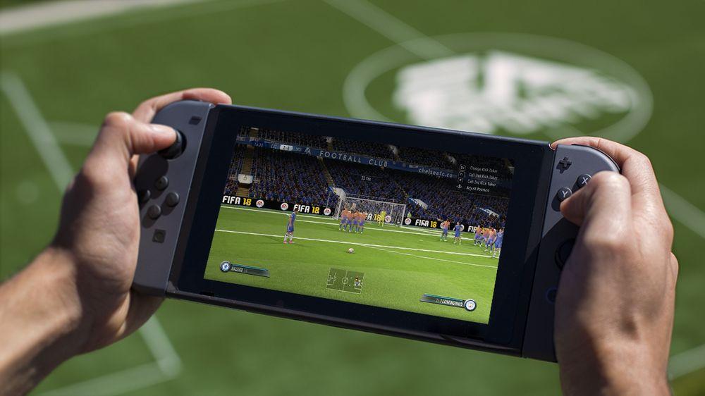 FIFA 18: partita persa se resti inattivo durante il match