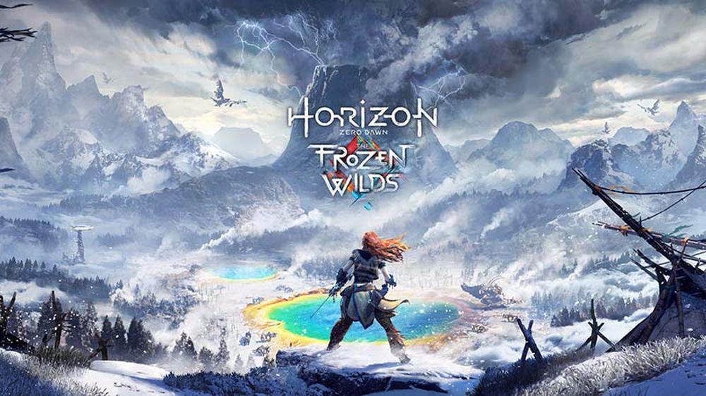 Horizon Zero Dawn: The Frozen Wilds arriverà il 7 novembre