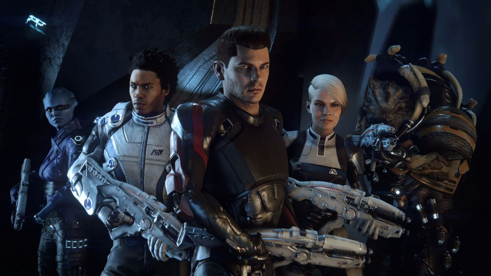 Mass Effect: EA