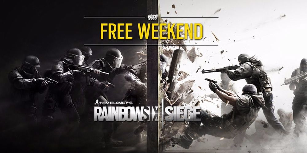 Rainbow Six Siege gratis nel weekend