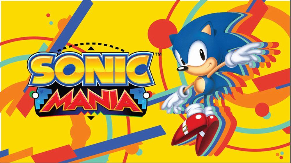 Pubblicato il video di apertura di Sonic Mania