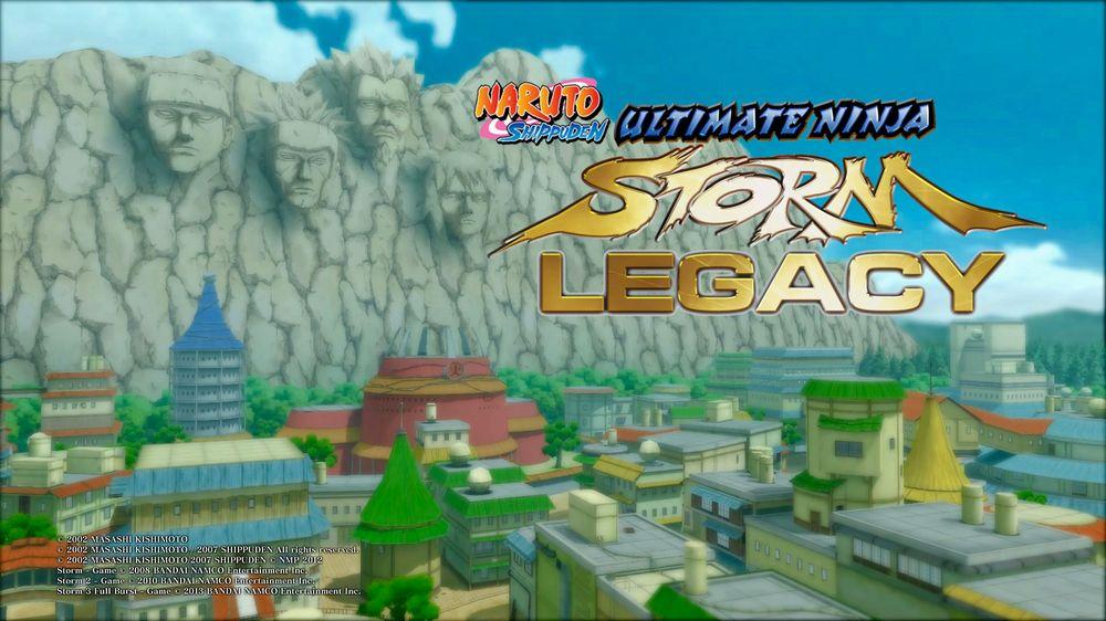 Naruto Shippuden Ultimate Ninja Storm Legacy - Recensione | GamerClick