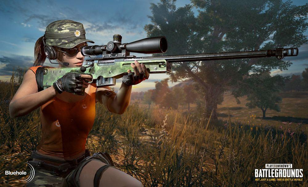 PlayerUnknown's Battlegrounds: aria di tempesta con Epic Games