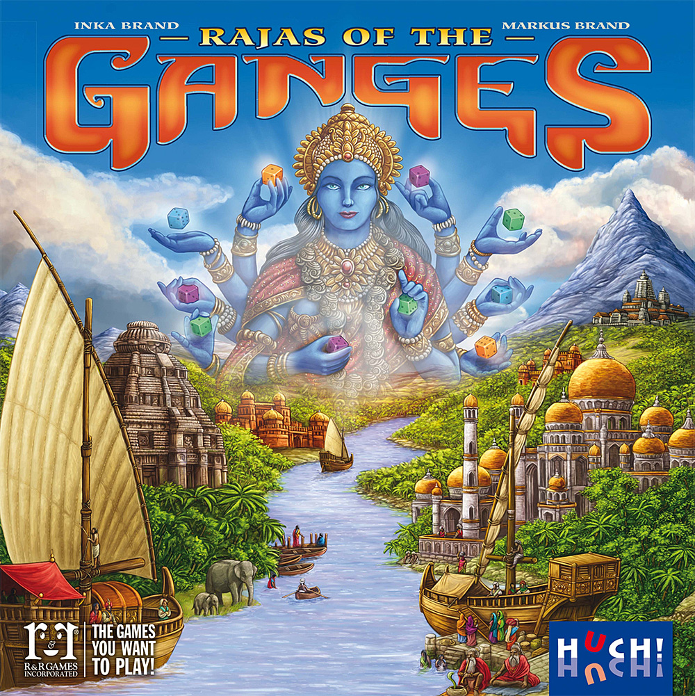 Rajas of the Ganges 01
