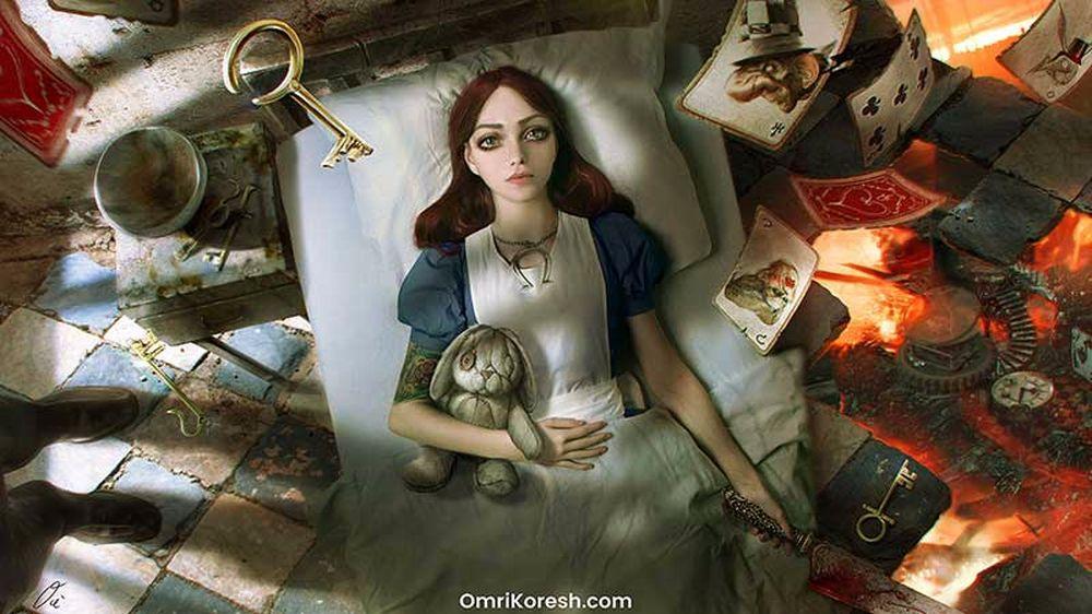 American McGee al lavoro sul terzo capitolo di Alice