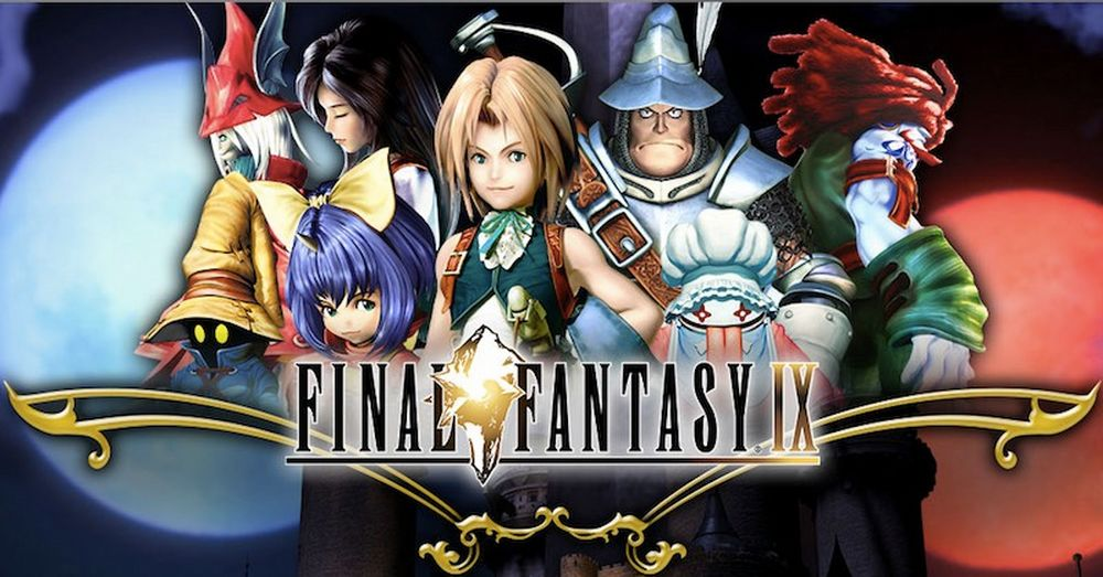 Final Fantasy IX rimasterizzato disponibile in Giappone per PS4
