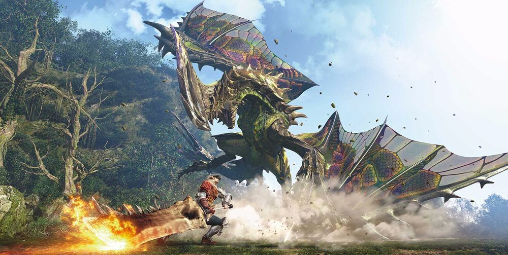 Monster Hunter: World, mostrato un video incentrato sul multiplayer