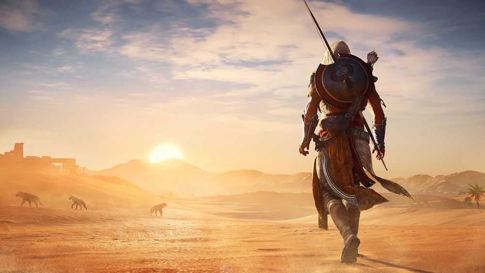 Assassin's Creed Origins, svelate le dimensioni del gioco