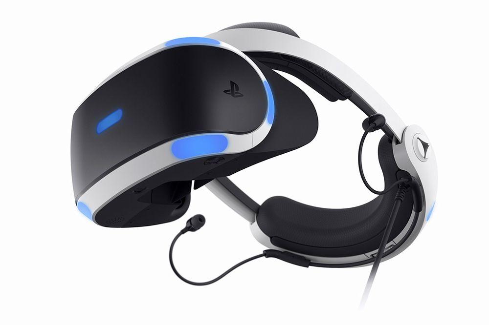 PlayStation VR: in arrivo un modello aggiornato