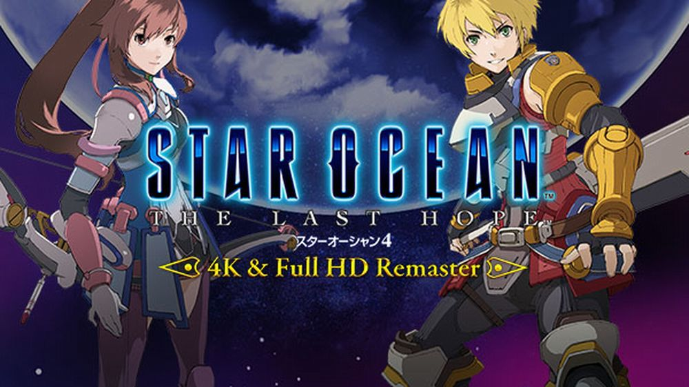 Annunciato Star Ocean: The Last Hope 4K & Full HD Remaster