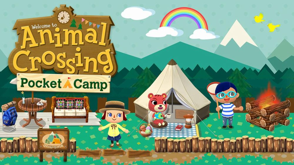 Animal Crossing: Pocket Camp arriva su iOS e Android leggermente in anticipo
