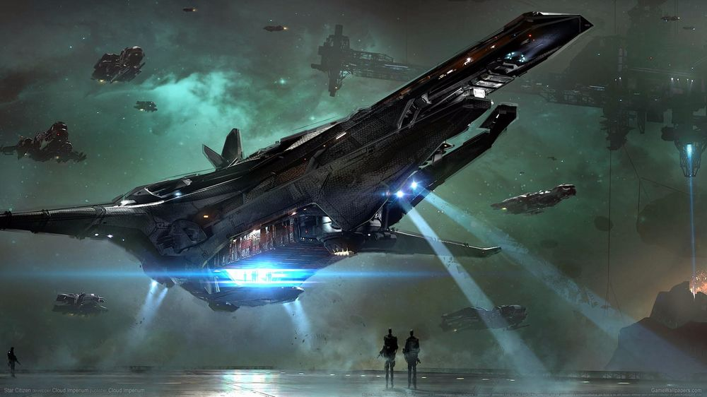 Star Citizen: un'ora di gameplay a 4K per la versione Alpha 3.0