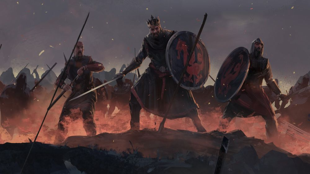Total War Saga : annunciato Thrones of Britannia
