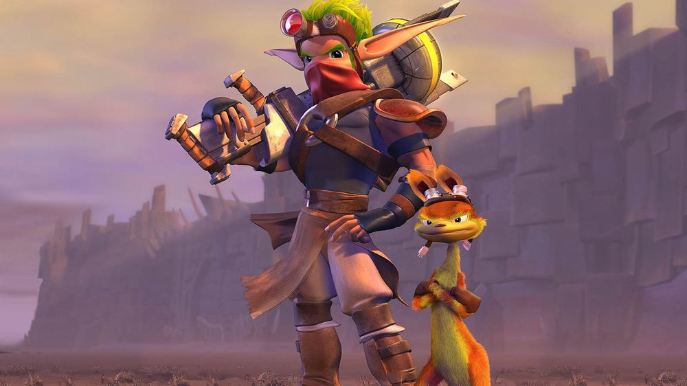 Jak II, Jak III e Jak Combat Racing arrivano su PlayStation 4