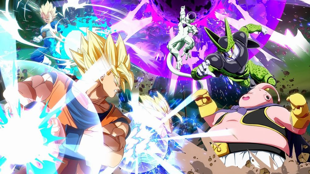 Dragon Ball FighterZ: il nuovo trailer ci presenta SSGSS Vegeta