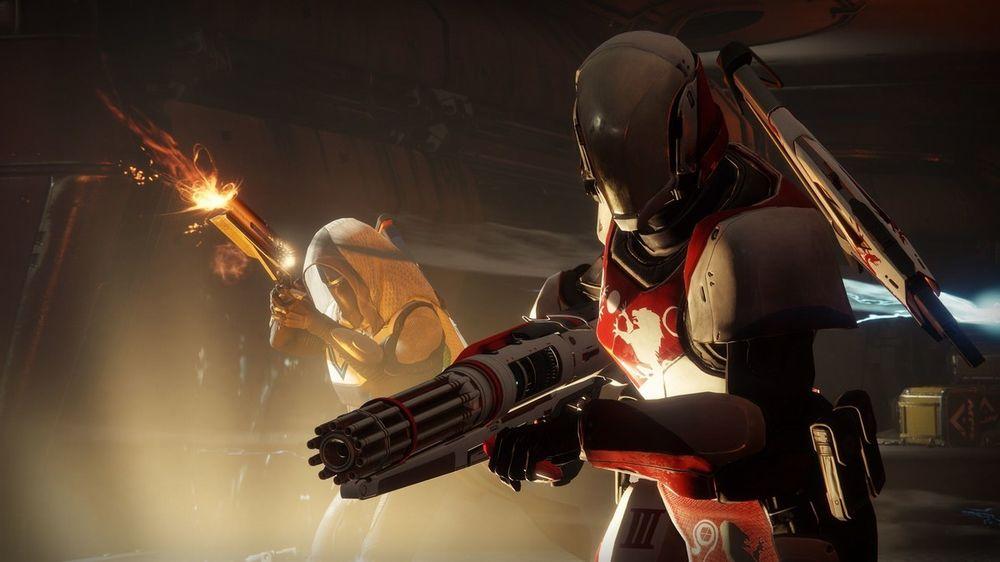 Aggiornamento Destiny 2 reintroduce Stendardo di Ferro e Contese di Fazione