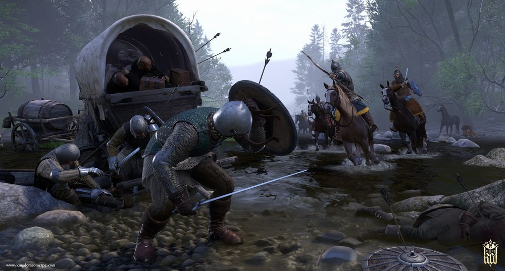 Kingdom Come: Deliverance ha venduto mezzo milione di copie