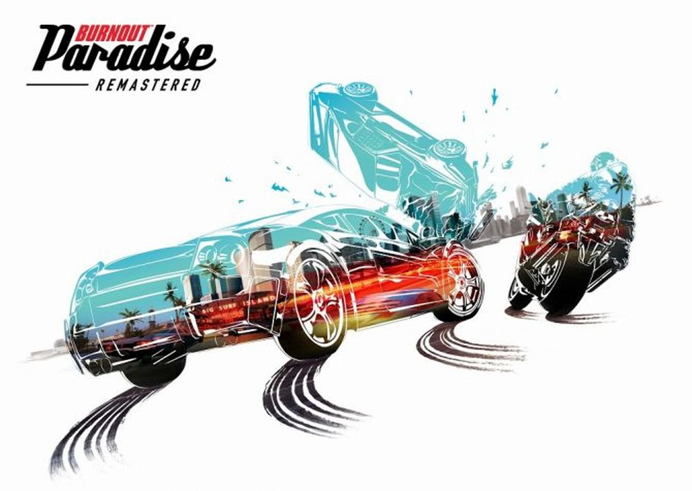 BURNOUT PARADISE REMASTERED riporta i giocatori a Paradise City da Marzo