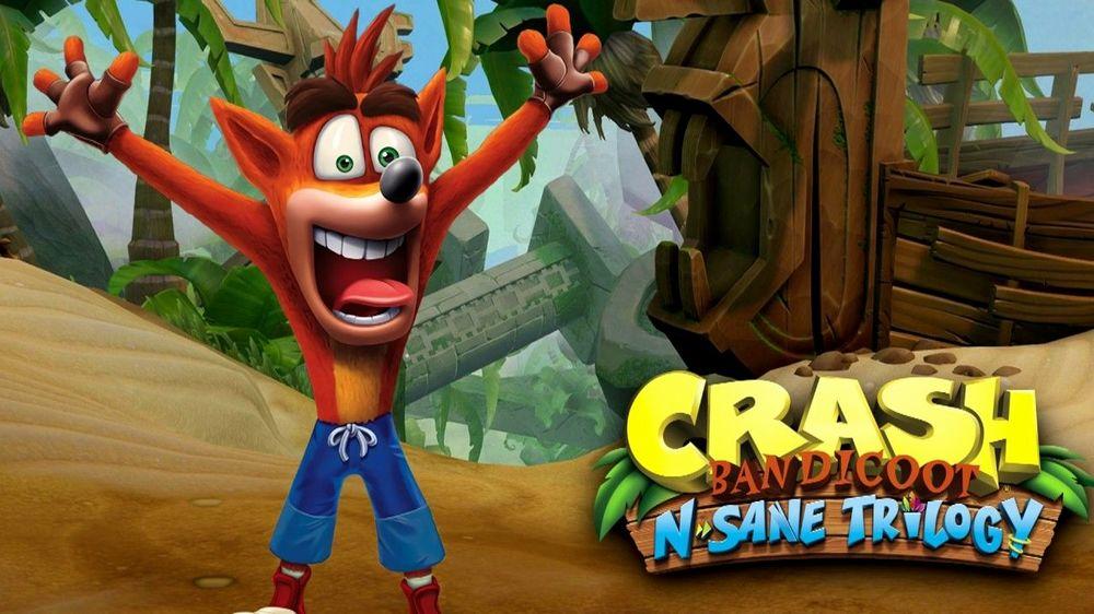 Crash su Nintendo Switch, ecco le prime immagini di gioco!