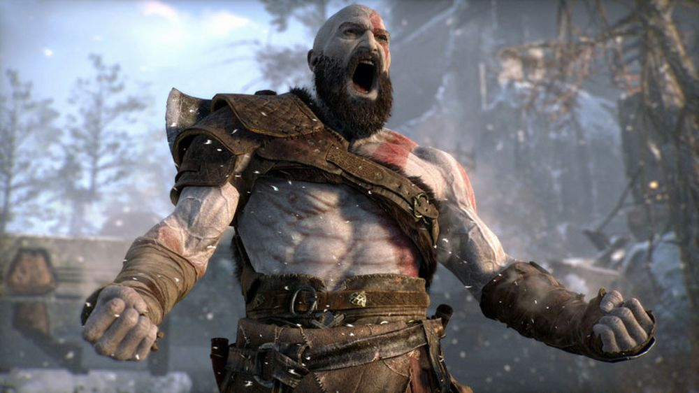 God of War: una PS4 Pro a tema per gli appassionati