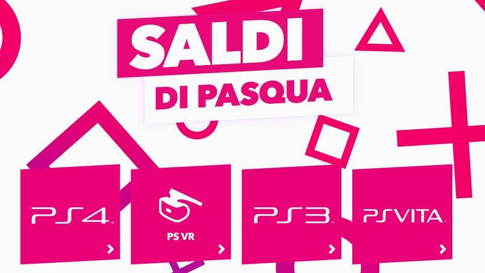 PlayStation Store: i saldi di Pasqua 2018