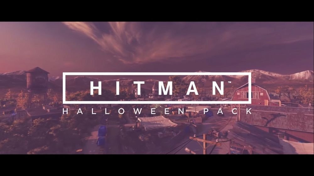 Disponibile da oggi Halloween Pack per Hitman.jpg