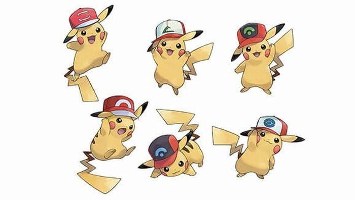 designer nuovo e usato pacchetto elegante e robusto moda più desiderabile I Pikachu col cappellino di Ash tornano in Pokémon Ultrasole ...